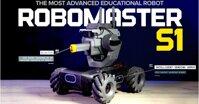 Robot trí tuệ nhân tạo DJI RoboMaster S1