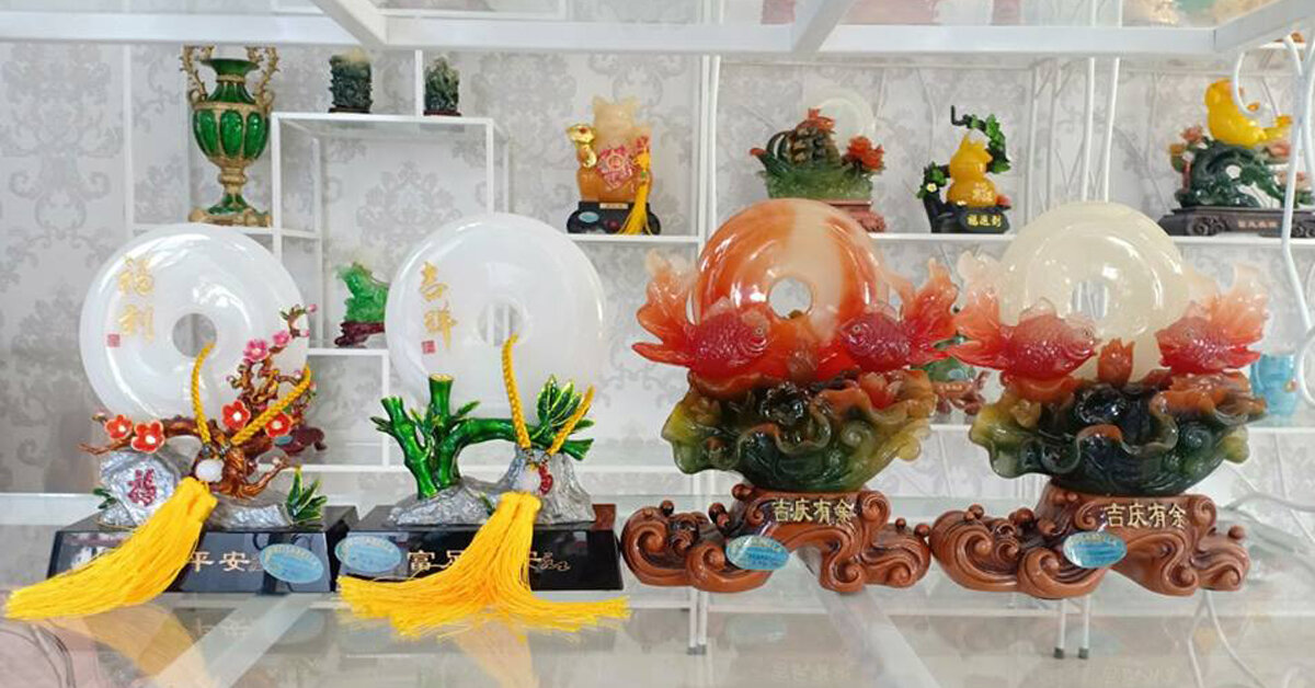 Rosabella Boutique – Chuyên cung cấp vật phẩm phong thủy, trang trí nội thất, quà tặng cao cấp