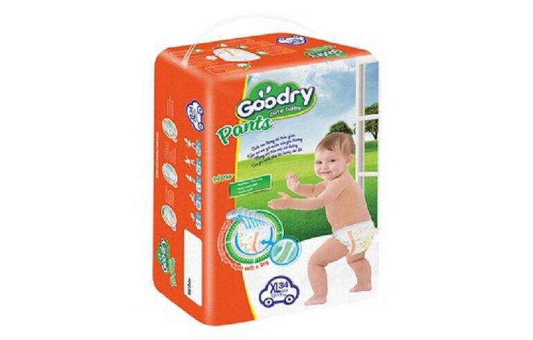 Tã quần Goodry