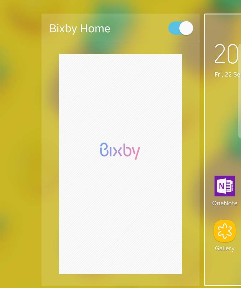 Cách tắt Bixby trên Note 8