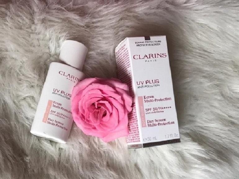 Kem Chống Nắng Clarins UV Plus Anti-Pollution SPF 50 PA+++