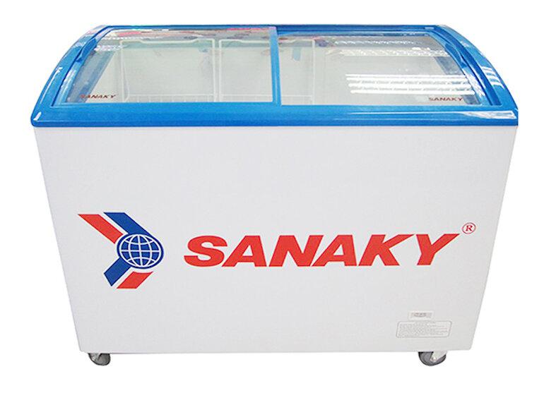 Tủ đông mặt kính Sanaky VH 382K