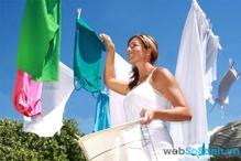 Máy giặt LG WFC7417T tiện lợi với chế độ giặt ban đêm