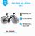 Top 8 xe đạp điện tốt nhất năm 2015