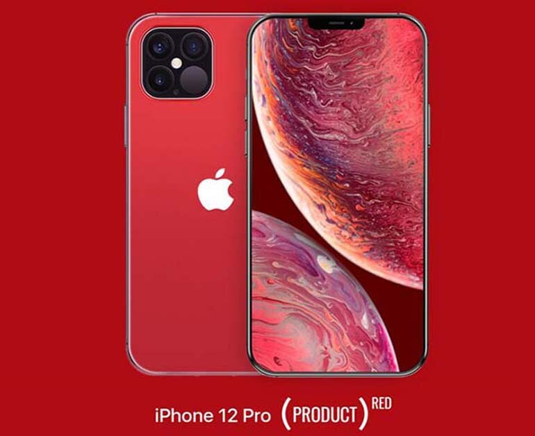 iPhone 12 Pro màu đỏ