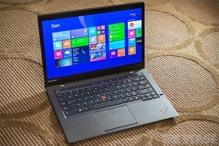 Laptop siêu nhẹ với pin 9 tiếng của Lenovo