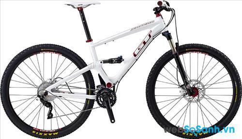 Giá xe đạp leo núi GT
