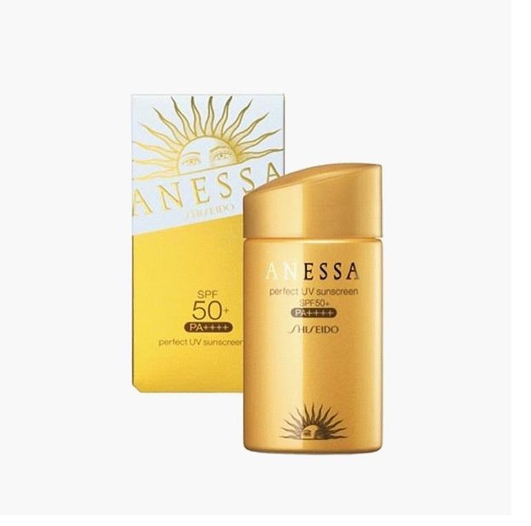 Kem chống nắng ANESSA Perfect UV sunscreen aqua booster SPF 50+ PA++++
