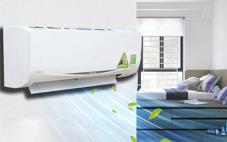 Một số dòng điều hoà Daikin có thiết kế ấn tượng, đặc biệt là khả năng làm lạnh cao và độ bền thì tuyệt đối