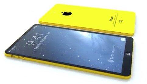 Thiết kế iPhone 6 đẹp mắt với cảm hứng từ smartphone Lumia 2