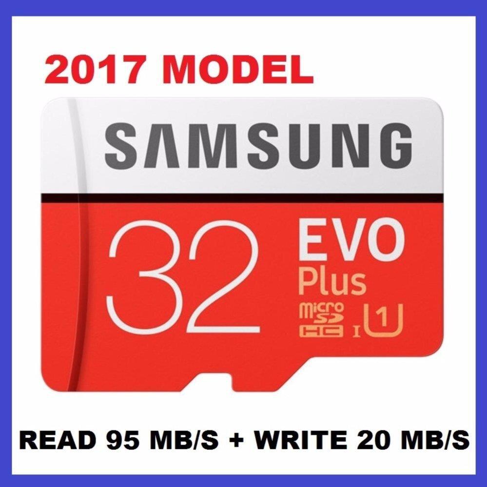 Thẻ nhớ Samsung microSD Evo Plus U3 128GB