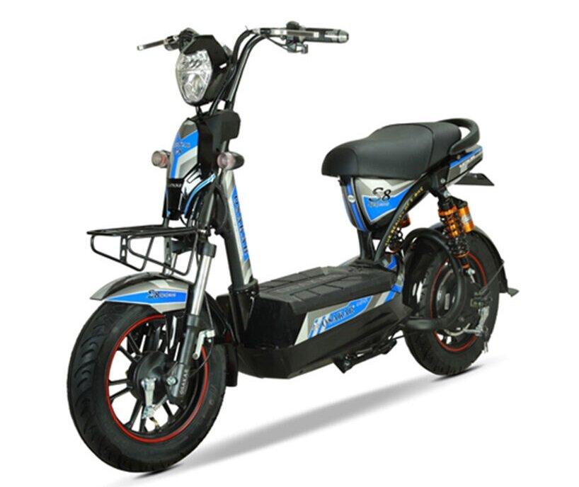 Xe máy điện S8 của Osakar sở hữu thiết kế năng động, thể thao