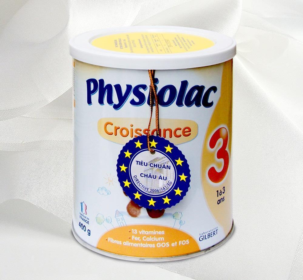 Sữa bột Physiolac 3