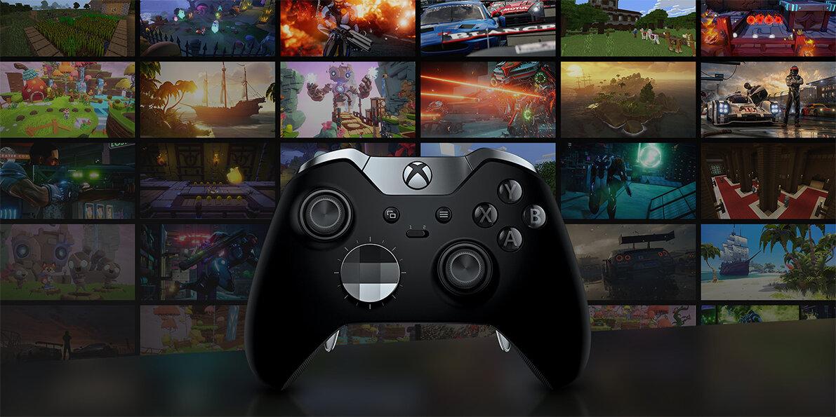 Thiết kế tinh tế của dòng sản phẩm Xbox One