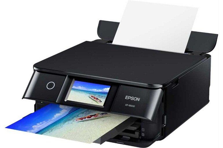 Máy in ảnh màu Epson Expression Photo XP-8600