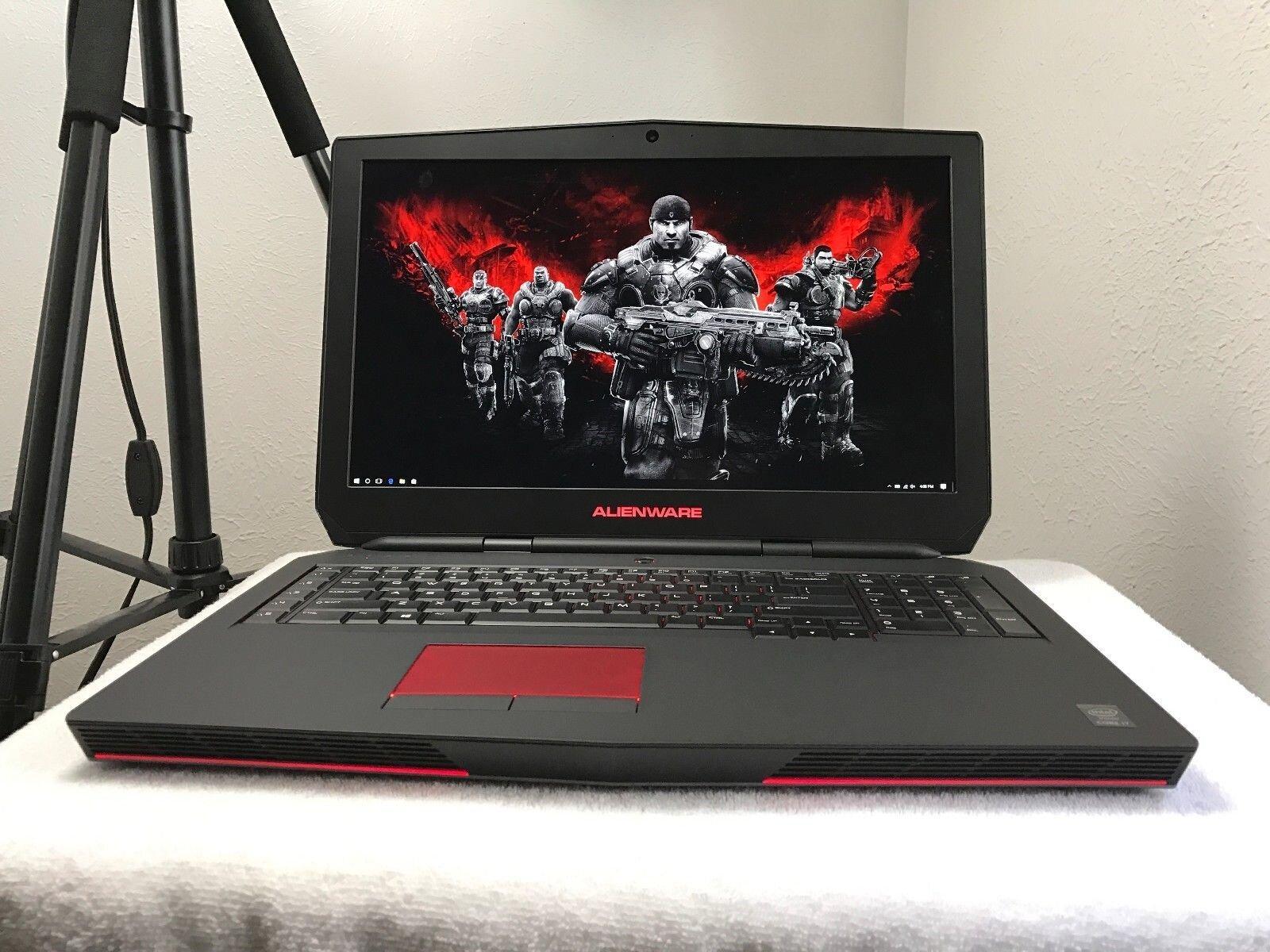 Laptop The Alienware 17 R2 cùng bạn chinh phục những tựa game nặng, hấp dẫn nhất