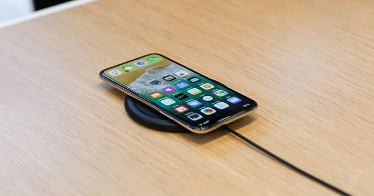 Sạc không dây cho iPhone X có hoạt động nếu sử dụng ốp lưng không ?