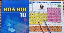 Sách giáo khoa hóa 10 có khó không?