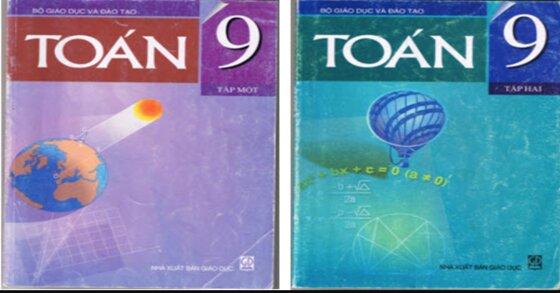 Sách giáo khoa toán 9 có khó không?