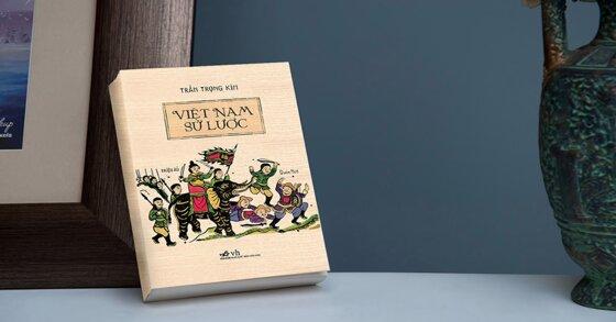 Sách lịch sử Việt Nam có hay không?