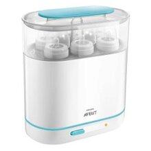 Sạch sẽ với máy tiệt trùng bình sữa Philips AVENT SCF284/02