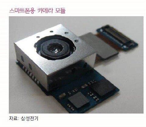 Samsung bắt đầu sản xuất camera lên đến 20 megapixel