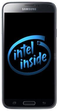 Samsung có thể ra mắt smartphone sử dụng chip Atom của Intel