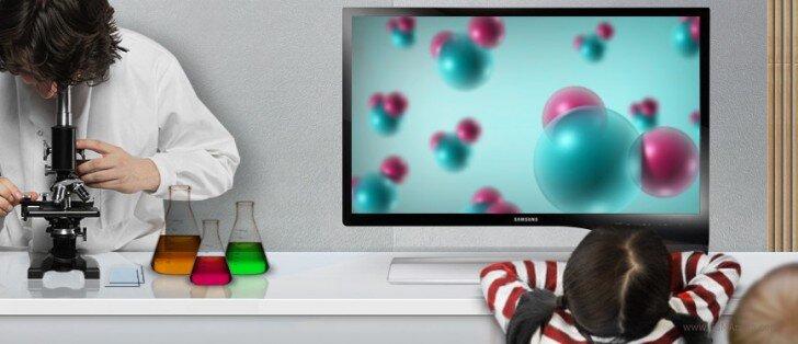Samsung đang nghiên cứu công nghệ màn hình với độ phân giải 11K
