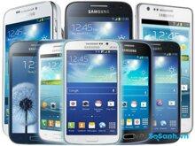 Samsung đẩy mạnh điện thoại thông minh tầm trung để duy trì vị trí của mình
