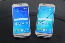 Samsung dự kiến bán 70 triệu Galaxy S6 and S6 edge