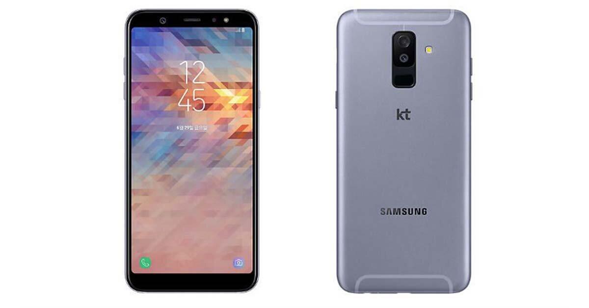 Samsung Galaxy A6 bổ sung phiên bản nâng cấp mang tên Galaxy Jean
