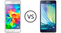 Samsung Galaxy A7 và Samsung Galaxy Grand Prime smartphone đáng đồng tiền hơn?