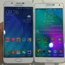 """Samsung Galaxy A8 lộ ảnh thực tế với màn hình """"khủng"""" 5,7 inch"""