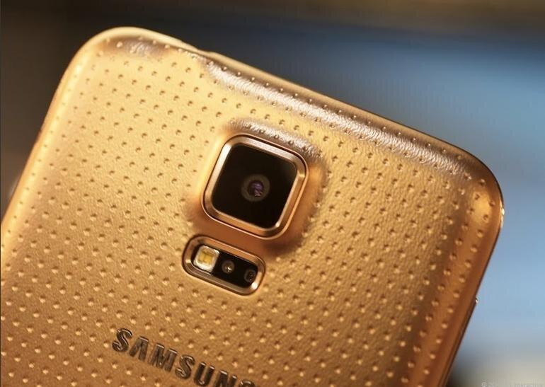 Samsung Galaxy Note 4 có thể đo tia UV
