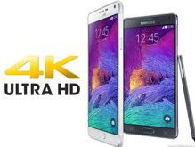 Samsung Galaxy Note 5 có thể sẽ sở hữu một màn hình Ultra HD 4K