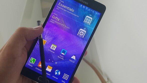 Samsung Galaxy Note 5 sẽ được trang bị RAM 4GB