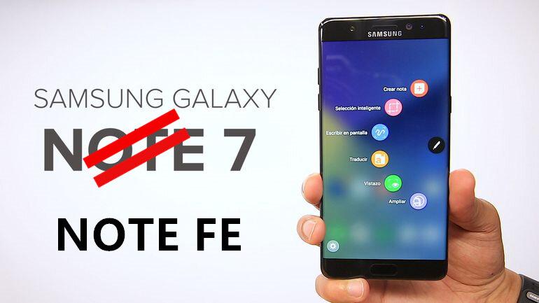 Samsung Galaxy Note FE (Fan Edition) – Note 7r xách tay có giá rẻ nhất bao nhiêu tại Việt Nam