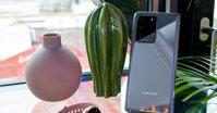 Samsung Galaxy S20 Ultra 5G: review - đánh giá chi tiết (thiết kế và cấu hình)