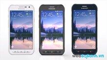 Samsung Galaxy S6 Active chính thức được trình làng