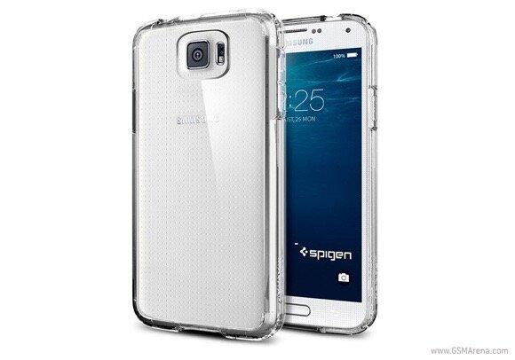 Samsung Galaxy S6 lộ diện trong bộ ảnh giới thiệu vỏ Spigen