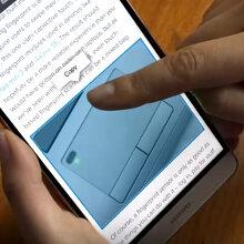 Samsung Galaxy S7 có thể sẽ được trang bị công nghệ siêu cảm ứng ClearForce