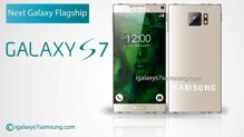 Samsung Galaxy S7 dùng chip xử lý Snapdragon 820, Ram 4 GB