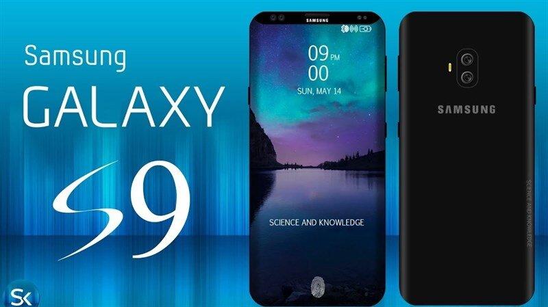 Samsung Galaxy S9 sẽ được trang bị chip Snapdragon  845 mạnh nhất hiện nay