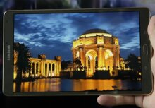 Samsung Galaxy Tab S2 màn hình 9.7 inch mỏng hơn cả iPad Air 2