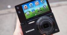 Samsung MV800: Chiếc máy ảnh thông minh chụp hình như điện thoại di động