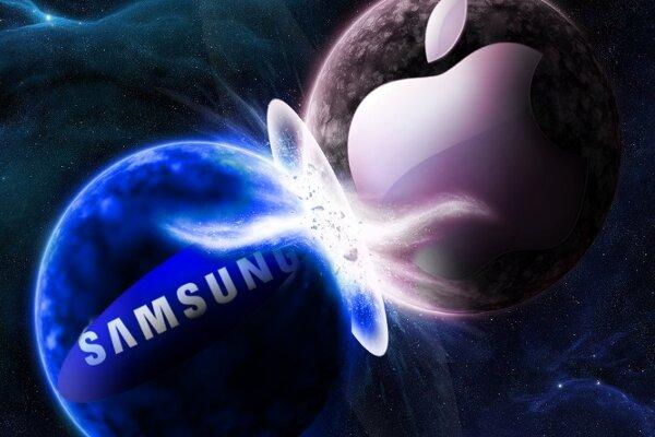 Samsung ngày càng yếu thế trong cuộc chiến smartphone với Apple