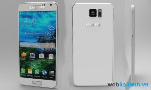 Samsung nhận đơn đặt hàng  Glaxy S6 và S6 Edge kỉ lục