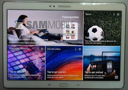 Samsung phát triển 3 máy tính bảng màn hình Amoled siêu nét