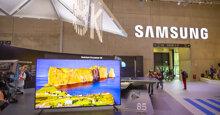 Samsung ra mắt chiếc tivi QLED 8K đầu tiên – Biến điều không thể thành có thể