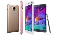 Samsung sẽ phát hành phiên bản Galaxy Note 4 LTE-A vào đầu năm 2015